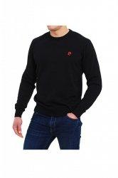 Sweter R-Logo czarny Pierre Cardin WYSYŁKA 24H