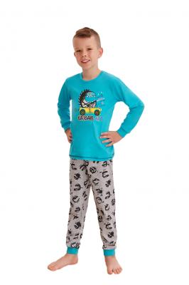 Piżama chłopięca Taro Miłosz 857 122-140 Z'20