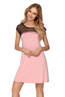 Koszula nocna Babella Ariana Róż Peony