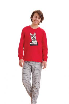 Piżama chłopięca Taro Konrad 2455 Z'20