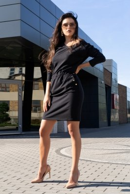 Sukienka damska Merribel Ponitama Black