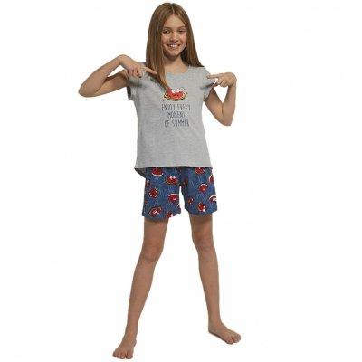 Piżama dziewczęca Cornette 360/73 Watermelon 4