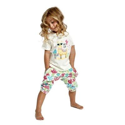 Piżama dziewczęca Cornette 479/81 Hola