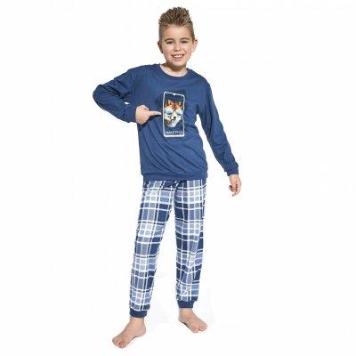 Piżama chłopięca Cornette 966/107 Smartfox