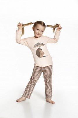 Piżama dziewczęca Cornette F&Y 811/45 Rainy day