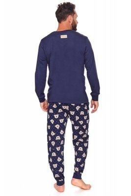 Piżama męska Dn-nightwear PMB.4139