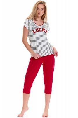 Piżama damska Dn-nightwear PM.9458