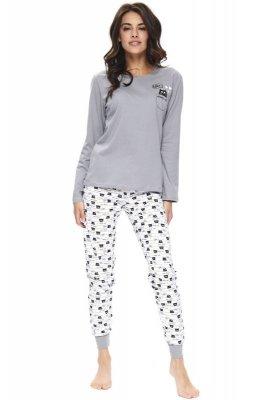 Piżama damska Dn-nightwear PM.9724