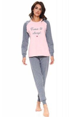 Piżama damska Dn-nightwear PM.9715