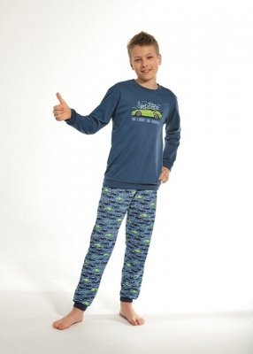 Piżama chłopięca Cornette Kids Boy 593/93 No Limit dł/r 86-128