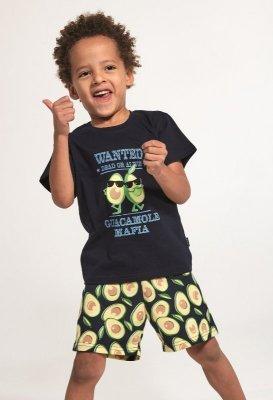 Piżama chłopięca Cornette Young Boy 790/84 Avocado 2 134-164