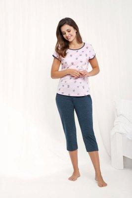 Piżama damska Luna 477  3XL