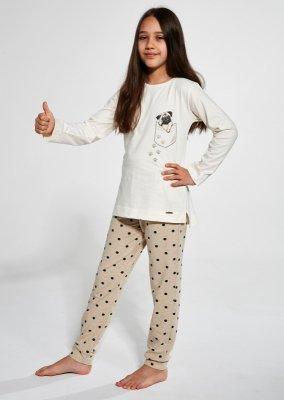 Piżama dziewczęca CornetteYoung Girl 383/134 Pug 134-164