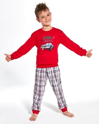 Piżama chłopięca Cornette Kids Boy 593/104 Cabrio 86-128