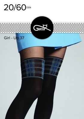Rajstopy damskie Gatta Girl-Up wz.37 20/60 den