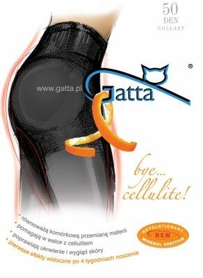 Rajstopy damskie Gatta Bye Cellulite 50 den 5-XL