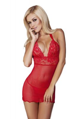 Koszulka damska DKaren Vici czerwona