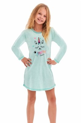 Koszula nocna dziewczęca Taro Matylda 2475 104-134