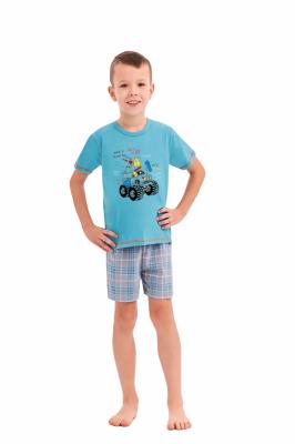 Piżama chłopięca Taro Franek 393 122-140 L'20