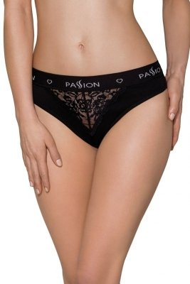 Figi damskie PS001 black Passion