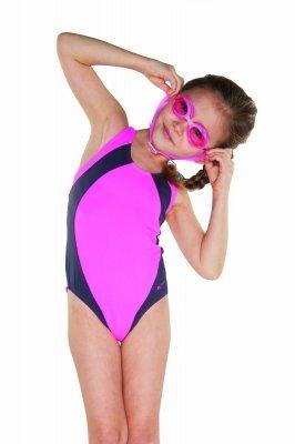 Kostium kąpielowy dziewczęcy Shepa 009 (B9D3)