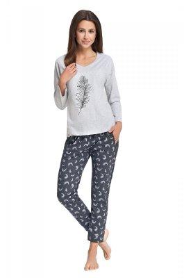 Piżama damska Luna 548 plus size