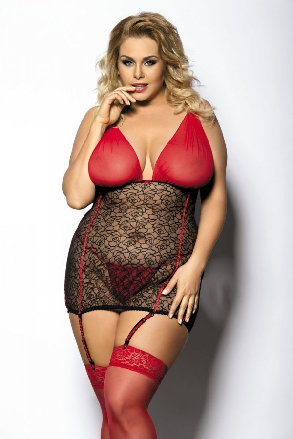 Yammy Koszulka Size Plus Anais