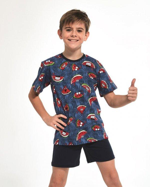 Piżama chłopięca Cornette Young Boy 335/86 Watermelon 3 134-164