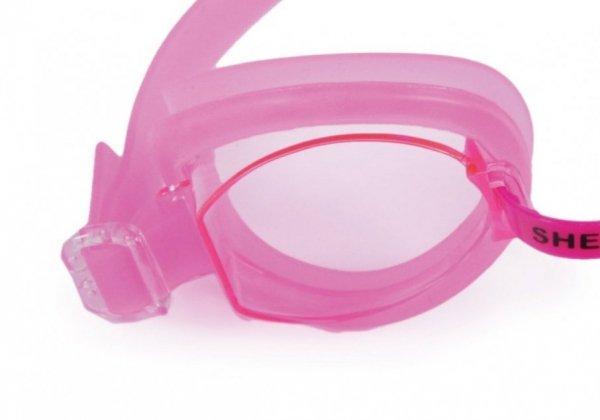 Okularki pływackie Kids Shepa 201 (B9)