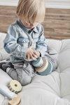 Kids Concept, drewniana wieża, zielona