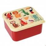 Rex, lunch box, zwierzątka