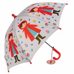 Rex, parasolka dla dzieci, czerwony kapturek