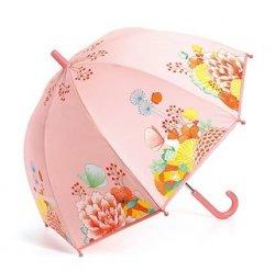 Djeco, parasol, kwiatowy ogród
