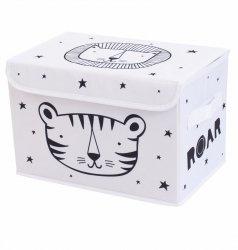 A Little Lovely Company, pudełko do przechowywania, lew