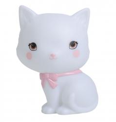 ALLC, lampka ledowa, z wyłącznikiem czasowym,  kotek