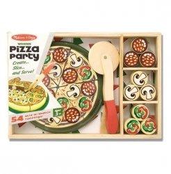 Melissa and Doug, zestaw pizza party,