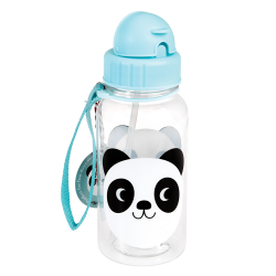 Rex, bidon na wodę, 500 ml, panda Miko