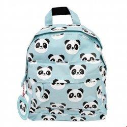 Rex, mały plecaczek, panda