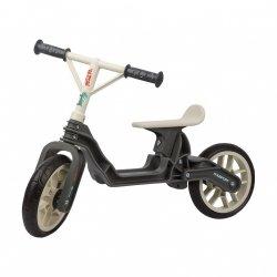 Balance bike, rowerek biegowy, szaro kremowy
