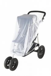 malooni, moskitiera uniwersalna na wózek, biała