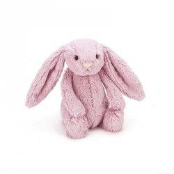 Jellycat, królik różowy 18cm