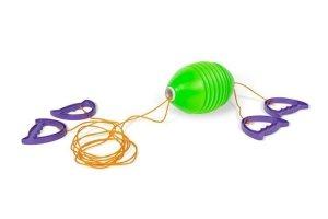 BS Toys, lina animacyjna z piłką,