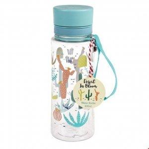 Rex, butelka na wodę, kwiaty pustyni, 600 ml,
