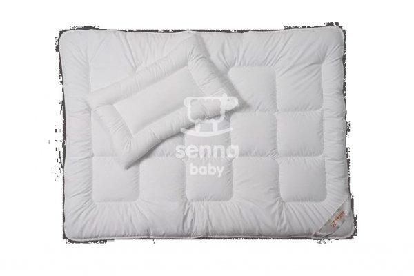 Senna baby, kołderka + poduszka, Fun