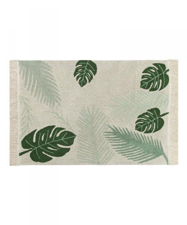 Lorena Canals, dywan bawełniany, tropical, 140 x 200cm