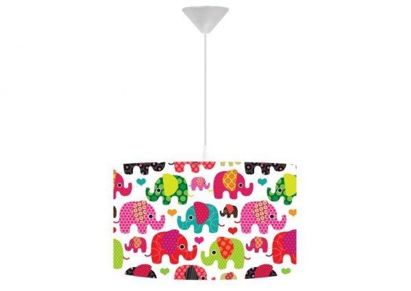 Macodesign, lampa wisząca, słoniki