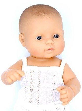 Miniland, lalka chłopczyk Europejczyk 32cm