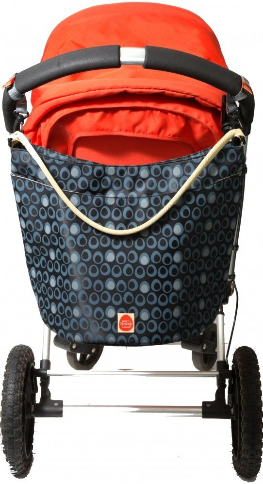 PacaPod, torba dla mamy, 3w1, Samui Coal