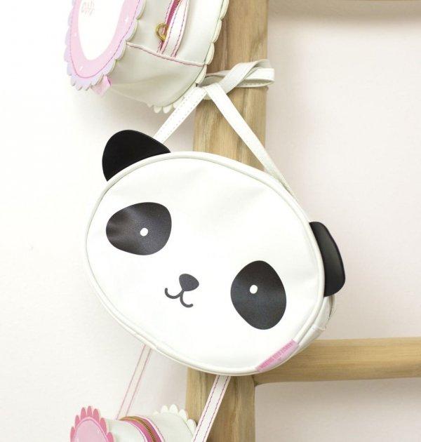 A Little Lovely Company, torebeczka, panda