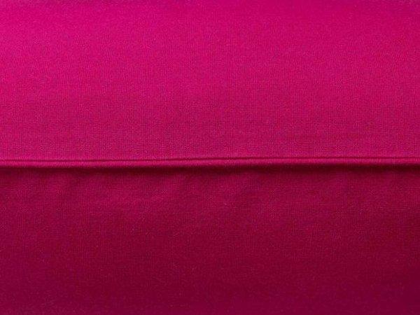 Mumla, komplet pościeli basic, kolor malinowy, różne rozmiary